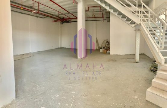 Tax Free| 3744 sq ft| Brand New WH | Al Quoz