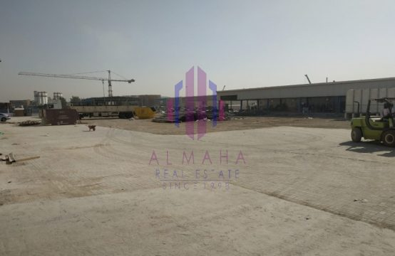 160KW|100,000 sq.ft. Factory in Jebel Ali
