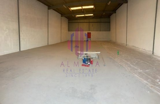 3000sqft|Renovated|Prime Location|Ras Al Khor