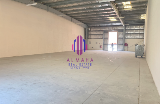 7200sqft Beamless WH in Prime Location!